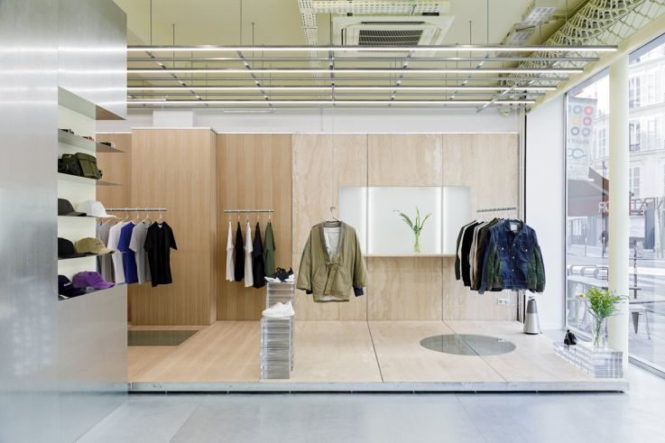 Concept Store - Brick And Mortar Retail