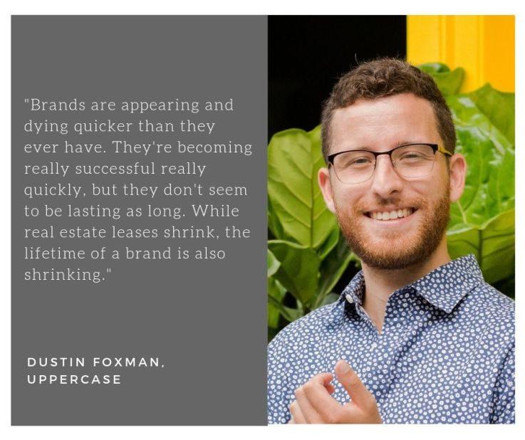Dustin Foxman - Brand Strategy