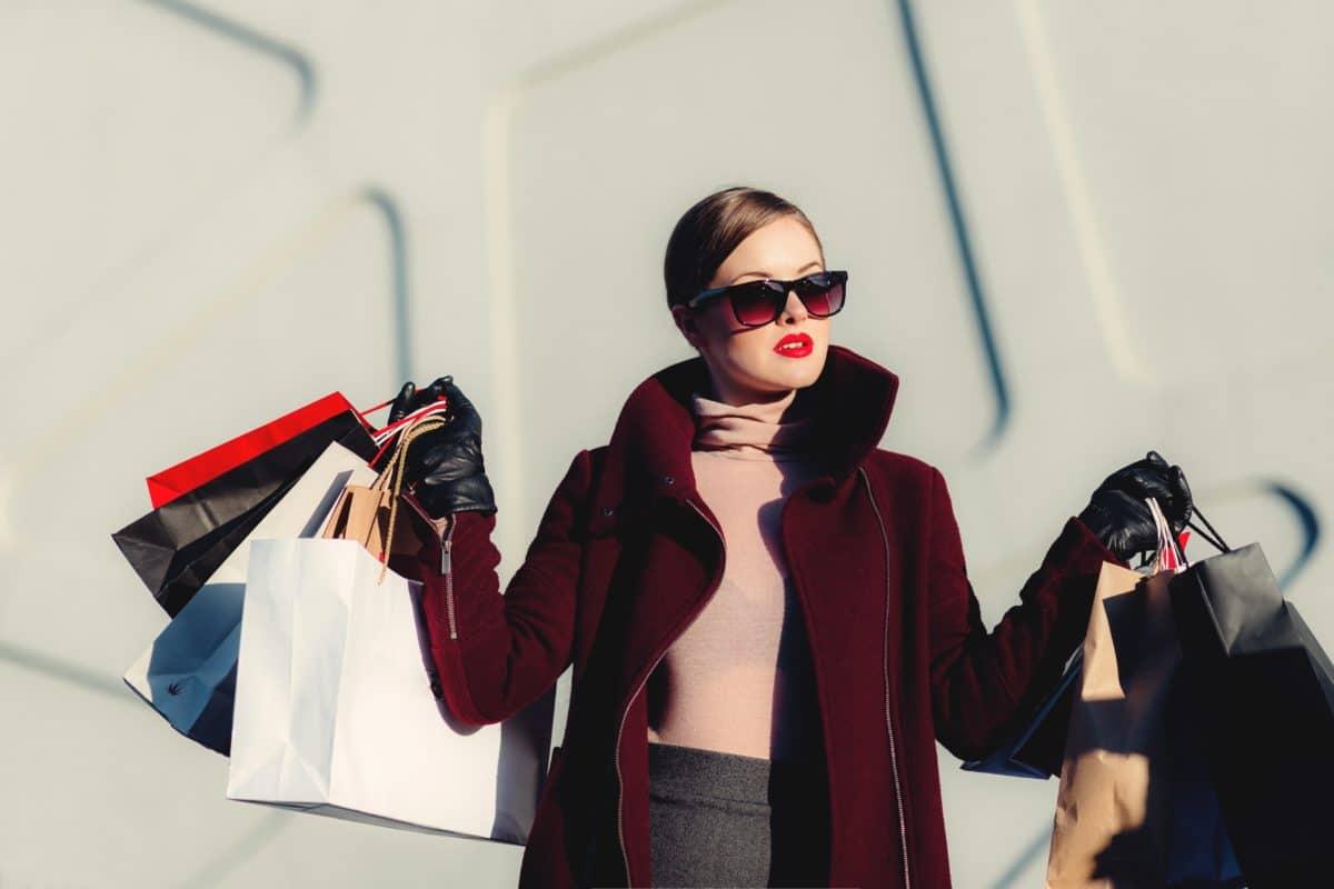 luxury retail shopping