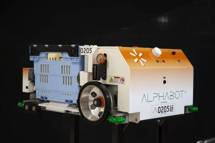 Alert Innovation - Robotics