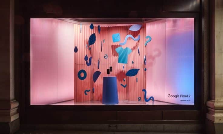 Seen Displays - Retail Inspiration