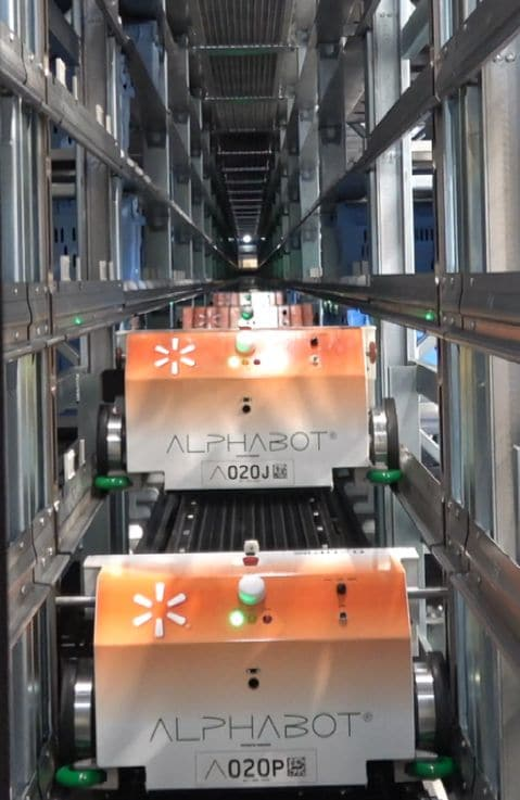 Alert Innovation - Retail Supply Chain