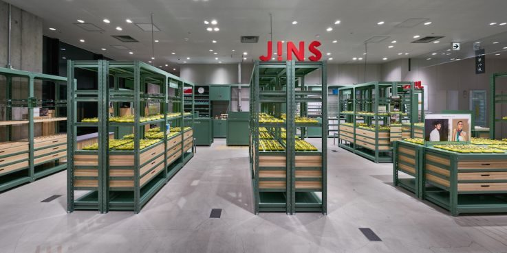 Japan Retail - New Store