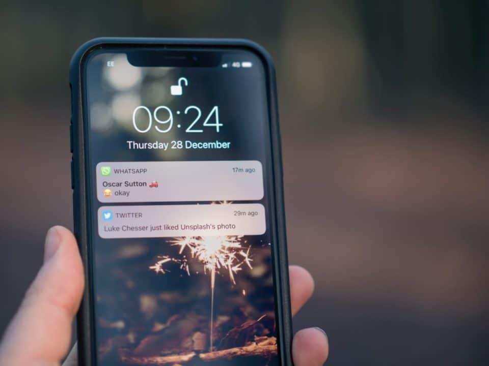 smartphone driven retail