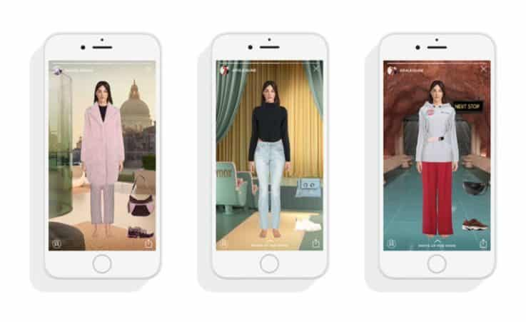 YOOXMIRROR – AI Retail Tech