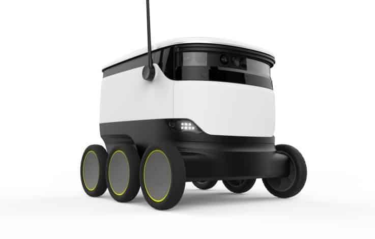 Starship Technologies – Retail Innovation
