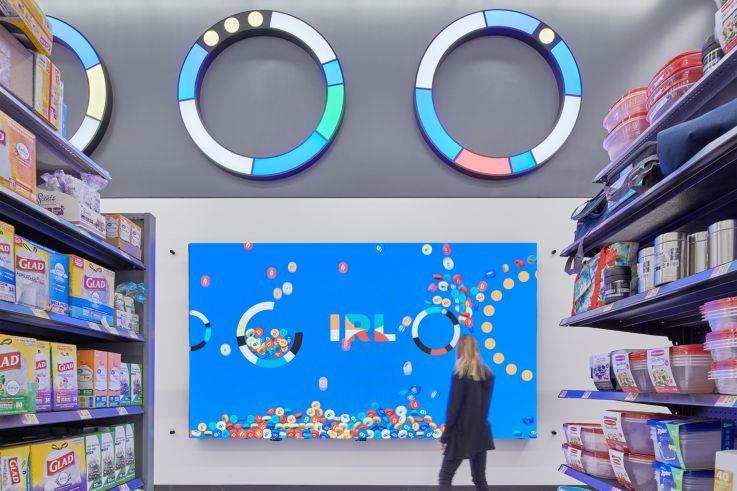 Walmart – Retail Concept Store