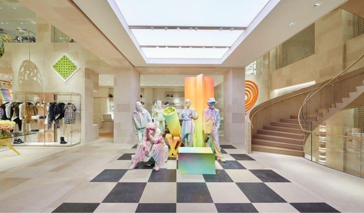 Louis Vuitton – London Store Opening