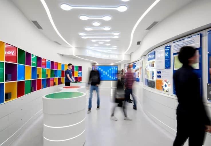 DnaNudge – London Retail