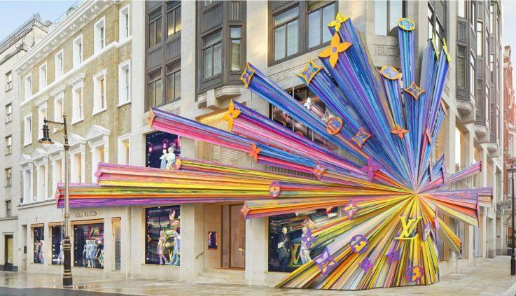 Louis Vuitton – Retail In London