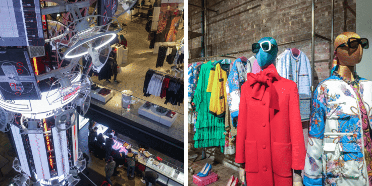 New York retail safari