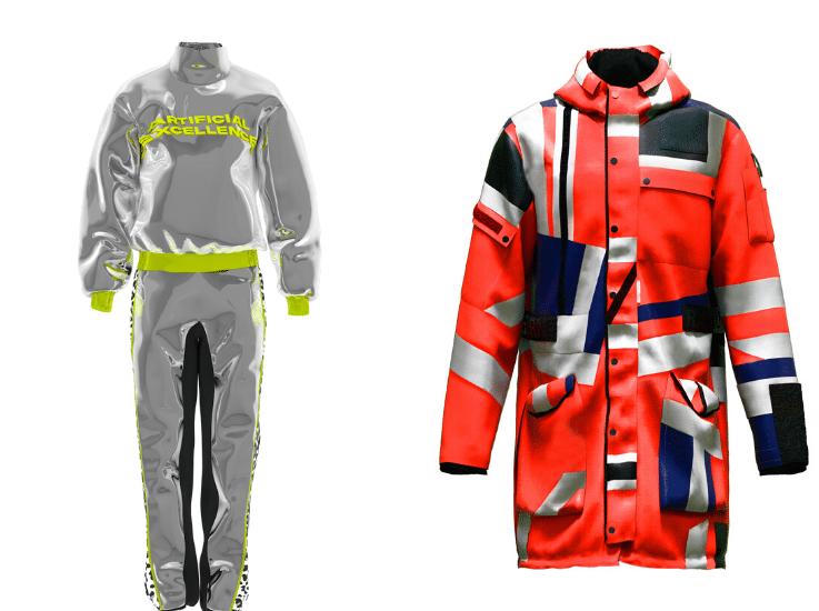 digital garment designs