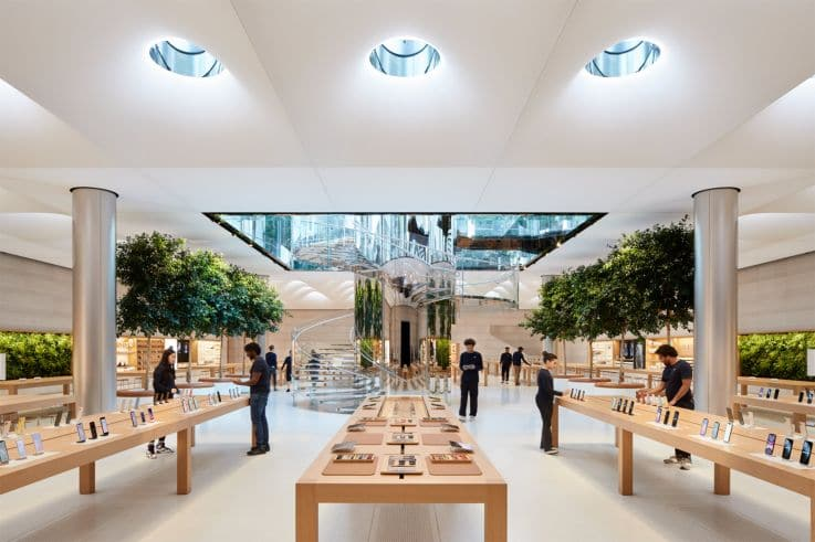 Apple – Physical Retail
