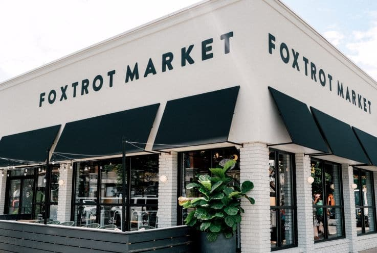 Foxtrot – Experiential Retail