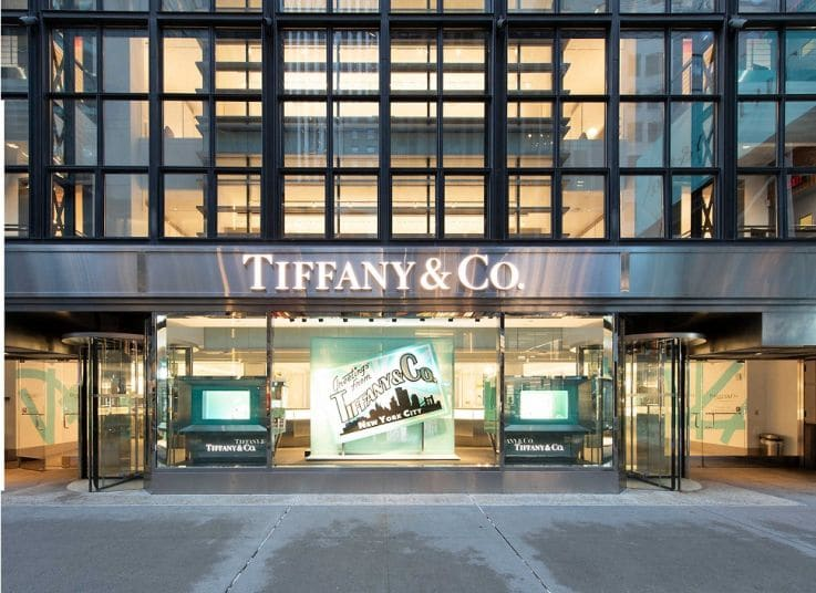 Tiffany & Co - New York Retail Safaris