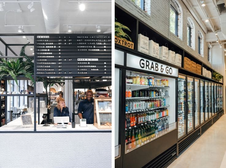 Foxtrot – Retail Store