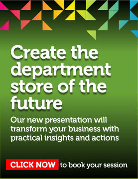 Future of Department store presentation