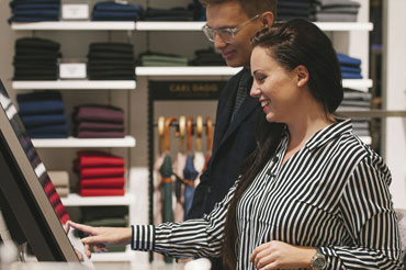 Retail strategy consultancy advisory - in store tech