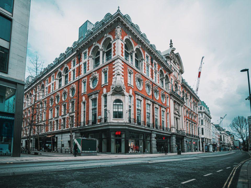 London Retail Future Of Retail