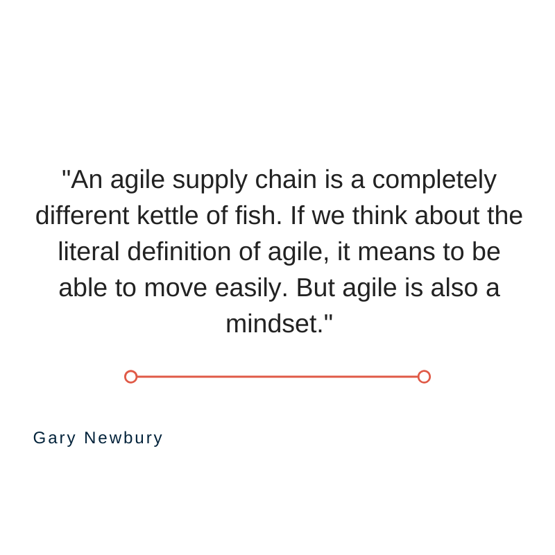 Agile Supply Chain - Insider Trends   Retail Consultancy