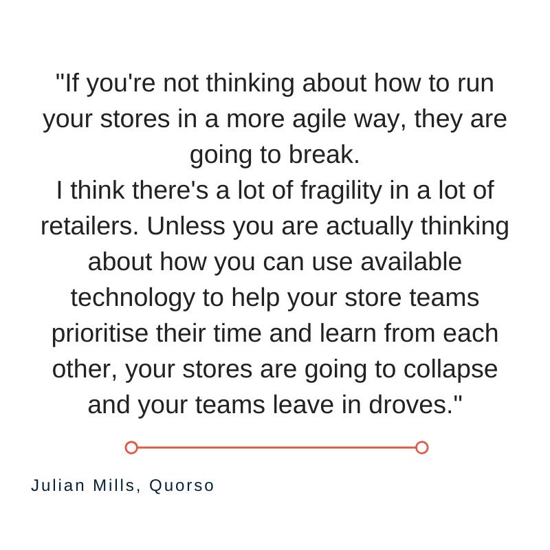 Julian Mills Agile Retail - Insider Trends | Retail Consultancy